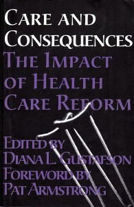 Care and Consequences Cover